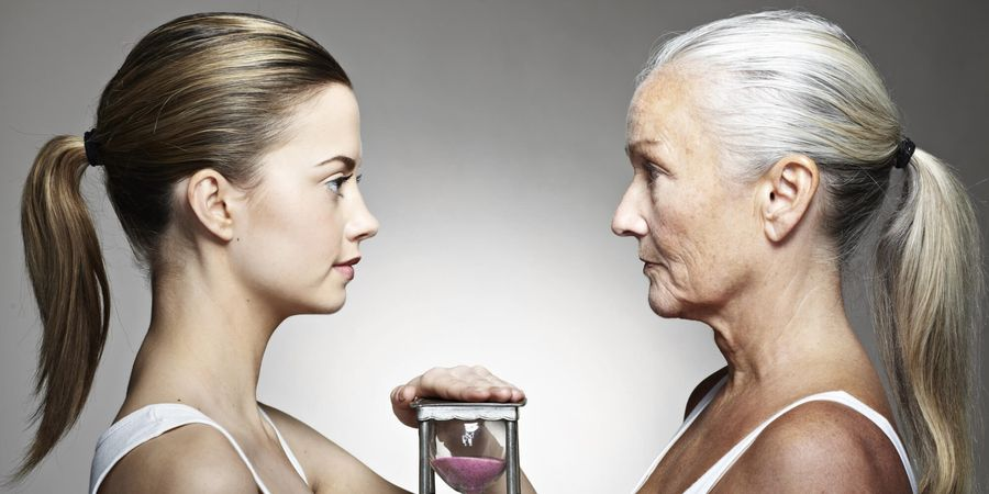 Theories of human aging. Causes and of aging